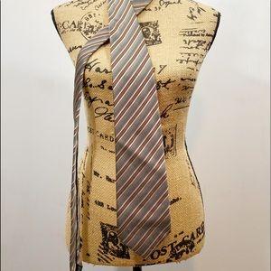 Kenneth Cole men's 100%Silk Tie